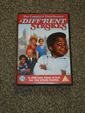 DIFF'RENT STROKES : COMPLETE FIRST SEASON (1st) - TV COMEDY DVD (FREE UK P&P)