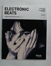 Electronic Beats Magazine Fall 2011 Björk Talks Tricky Brian Eno Biosphere