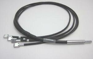 Fiber Optic Mini Light Line, 4-Way Split, 1000 mm