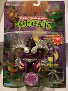 Teenage Mutant Ninja Turtles Super Shredder 1994 Ultra Rare Grade Worthy TMNT