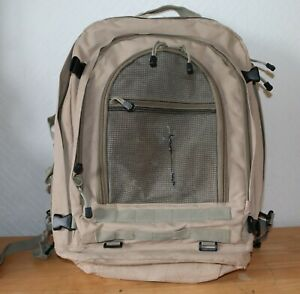 Bug Out Gear Military Sand Heavy Duty Back Pack Rucksack