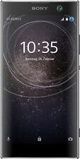 "Sony Xperia XA2 H4133 32GB 3GB Dual Sim 5.2"" Android 8- Schwarz (ohne LTE 800)"