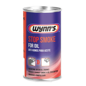 WYNNS STOP SMOKE OIL SUPPLEMENT FOR PETROL OR DIESEL CARS AND VANS WY50865
