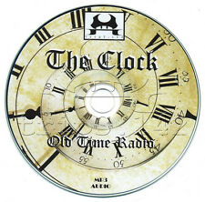 THE CLOCK - Old Time Radio (OTR) Similar to The Twilight Zone (mp3 CD)