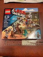 LEGO MOVIE 70800 Getaway Glider - FACTORY SEALED NEW - RETIRED FREE SHIPPING
