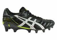 NEW ASICS MENS LETHAL TIGEROR 7 IT LEATHER FOOTBALL SOCCER RUGBY BOOTS