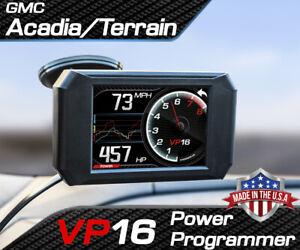 Volo Chip VP16 Power Programmer Performance Tuner for GMC Acadia Terrain