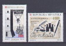 CROATIA, EUROPA CEPT 1994, DISCOVERIES, MNH