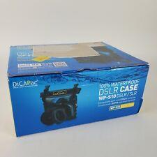 Dicapac WP-S10 DSLR SLR Waterproof Underwater Housing