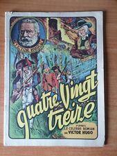 QUATRE-VINGT-TREIZE en bande dessinée, illustré par Giffey