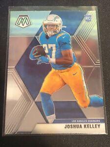 Joshua Kelley   2020 Panini Mosaic   Base Rookie Card RC #234