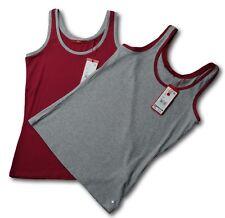 S.Oliver  Bluse Damenbluse Ärmellos 2-ER set  T-shirts Tops rosa grau Gr.34/0869