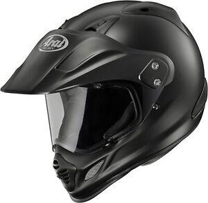 Arai XD-4 Black Frost NO SALES TAX option dual motorcycle helmet  Md XL