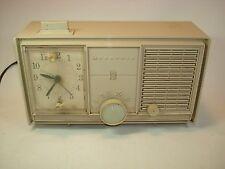 Vintage Clock Radio Motorola Model Ac41An
