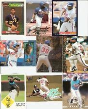 1992 92 Topps Cliff Floyd RC Montreal Expos Florida Marlins New York Mets Lot