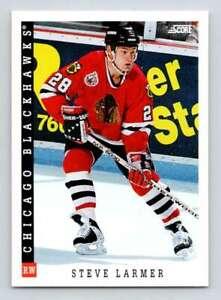 1993-94 Score American Hockey #1-495: $0.99 each (You Pick) Buy 1, Get 1 FREE!