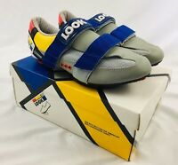 Look Carbon Road Bike Shoes Vintage NOS NIB L' Eroica Size 6