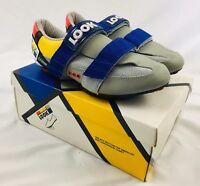 Look Carbon Road Bike Shoes Vintage NOS NIB L' Eroica Size 6