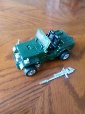 Hound 95% Completo Transformers g1 Colección Lote