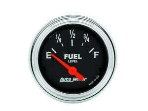 AUTO METER Amc/Sw Fuel Level Gauge  P/N - 2516