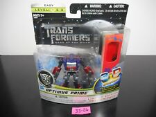 NEW TRANSFORMERS DOTM OPTIMUS PRIME LIMITED EDITION PREVIEW PACK 3D GLASSES 3326