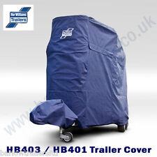 Genuine Ifor Williams Hb403/401 Horse Trailer Cover Navy - N/side J.dr B01686L
