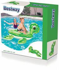 Bestway Aufblasbar Kinder Roll Reiten auf Treiben Luftmatratze Pool Schwimmen