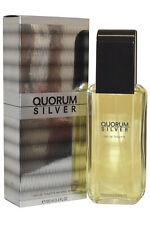 Puig Quorum Silver Eau De Toilette Spray 100ml