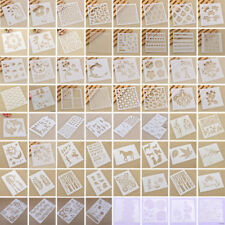 paint template in craft stencils templates for sale ebay