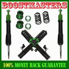 FOR 10-13 Mazda speed 3  COILOVER SUSPENSION KITS 588n Green