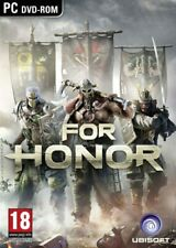 For Honor - PC DVD - New & Sealed