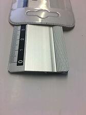 La sicurezza in metallo in Alluminio Righello da taglio Craft Foto Mount Cutter regola 50CM 500MM