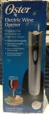 New listing Oster Electric Wine Opener Model # 4207 New in Box