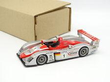 Starter Kit Monté SB 1/43 - Audi R8 Le Mans 2002 N°1