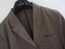 Hip Length Blazers Regular Size Coats & Jackets for Men