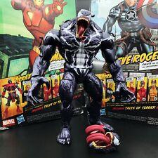 """Marvel Legends Venom Wave 1 Monster Venom 9"""" BAF Bulid A Figure Action Figure"""