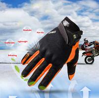 Screen Touch Racing Gloves Motorbike Motocross Summer Bike Pro-Biker Motorcycle