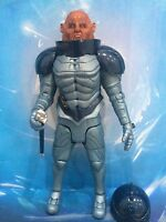 DOCTOR WHO SONTARAN GENERAL STAAL FIGURE 10th DR ERA THE SONTARAN STRATEGEM