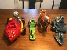Vintage MOTU He Man 4 Vehicles Lot Masters of the Universe-? Incomplete