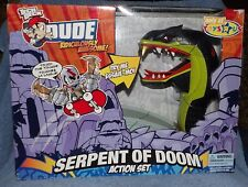 TECH DECK DUDE  SERPENT OF DOOM ACTION SET TOYS R US EXCLUSIVE