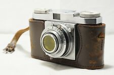 Olympus 35 Rangefinder 40mm F3.5 Checked Working As-Is w/Case [110840]