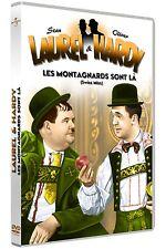 20663 //LAUREL & HARDY LES MONTAGNARDS SONT LA COFFRET 2 DVD NEUF