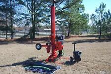 Deep Well Drilling Equipment Drill Rig Boring Machine Diy Water Pump Rock Bit