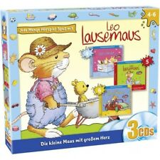 Leo Lausemaus Box 2 - Folge 4 - 6 (3 CD)