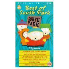 South Park - Best of [VHS]