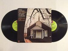 1971 MERLE HAGGARD & THE STRANGERS: The Land Of Many Churches gatefold 2 LPs