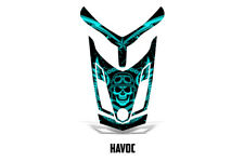 Ski-Doo Rev XR Hood Decal Graphic Kit Sled Snowmobile Sticker Wrap 2013+ HAVOC M