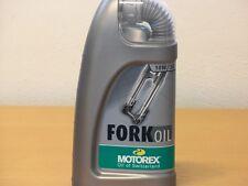 Motorex Fork oil SAE 10w/30 más rango-gabelöl 1 LTR