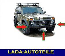 Power bumper Lada Niva 2121 4x4 Urban 2123