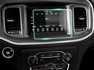 Crystal Clear Screen Protector for 2019 Dodge Charger 8.4in Vehicle Navigation